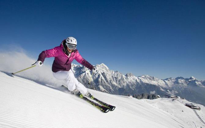 Зимните спортове – как да се предпазим от контузии